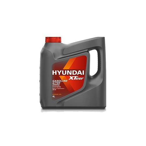 Dầu Nhớt Ô Tô Hyundai Xteer Gasoline