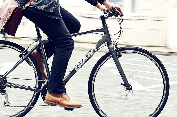 xe dạp thanh pho