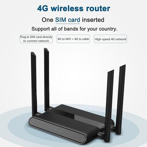 Router Wifi lắp sim