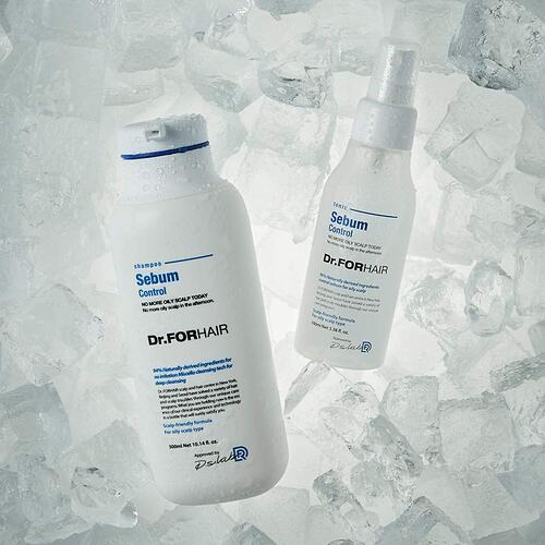 Dr.FORHAIR Sebum Control Shampoo