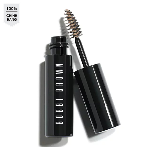 Mascara chân mày Bobbi Brown Natural Brow Shaper & Hair Touch-up 4