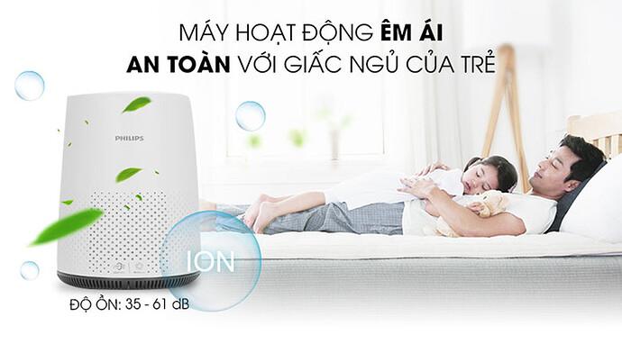 Vận hành êm ái, an toàn cho giấc ngủ của trẻ