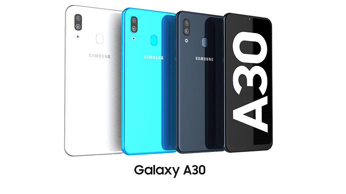 Topic61. Samsung A30