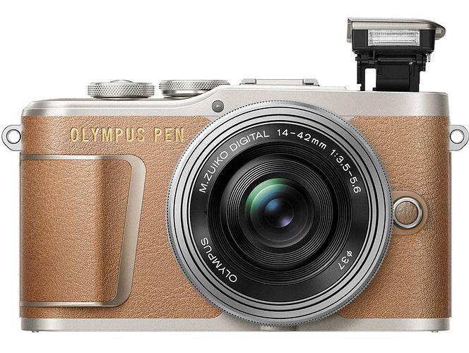 Máy ảnh Olympus PEN