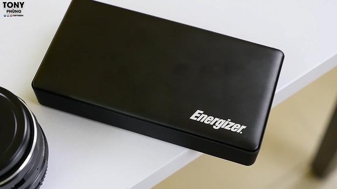 Pin sạc dự phòng Energizer