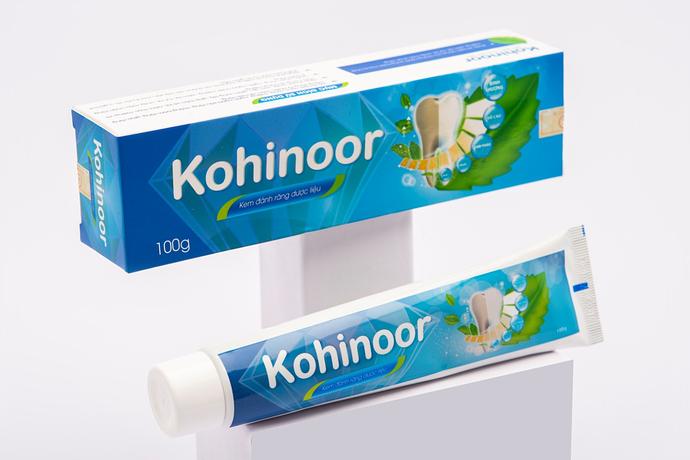 Kem đánh răng Kohinoor