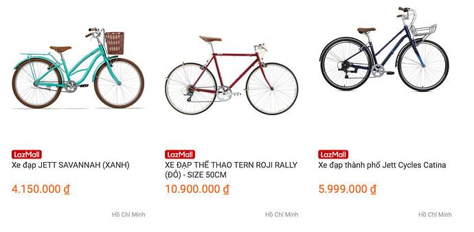 Shop xe đạp thể thao Ride Plus