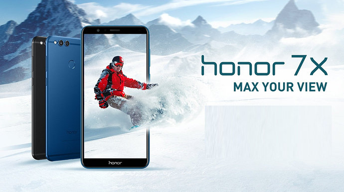 Best cheap smartphone for 2020 ( Honor 7X)