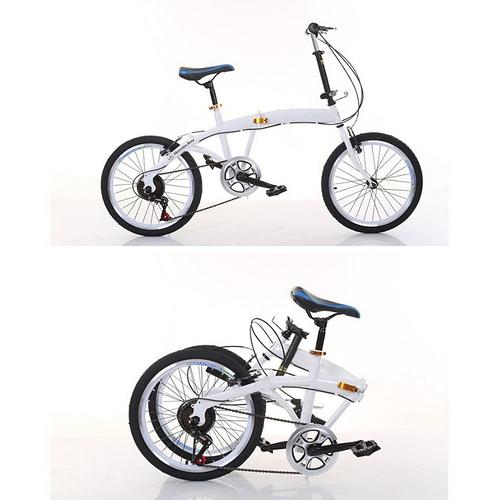 Xe đạp gấp gọn