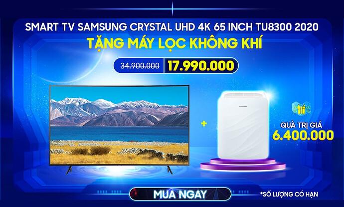 Tivi Samsung Lazada 12.12