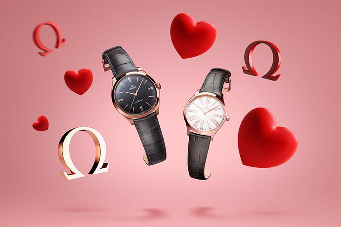 Đồng hồ Valentine