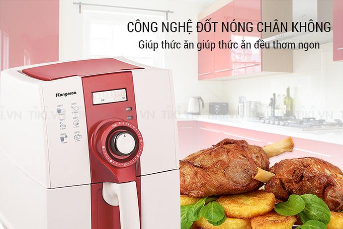 Noi-chien-khong-dau-kangaroo-san-pham-tien-ich-cho-phu-nu-hien-dai-3