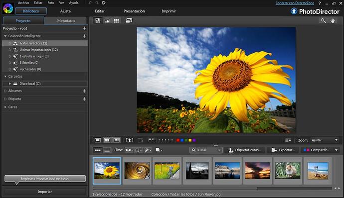 Cyberlink PhotoDirector Essential