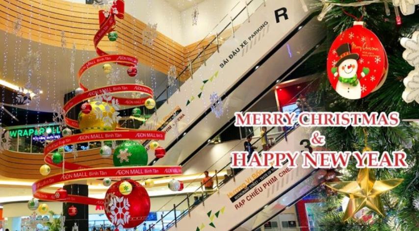 Trung tâm thương mại Aeon Mall Bình Tân