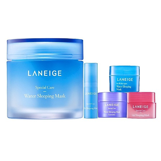 Bột mặt nạ ngủ Laneige