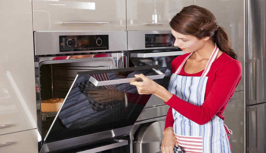 Lò nướng cho gian bếp hiện đại