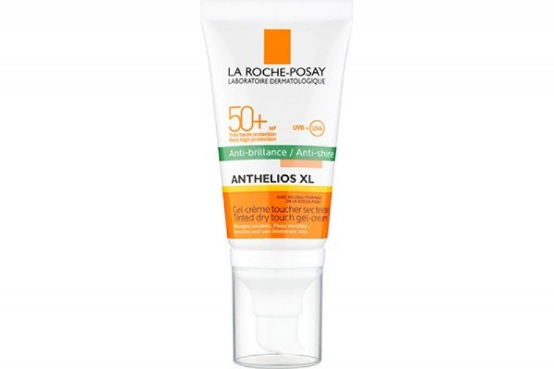 Kem chống nắng Anthelios XL SPF 50 Dry touch gel-cream Anti-shine