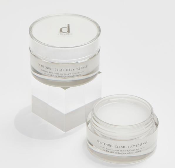 D Program Whitening Jelly Clear Essence
