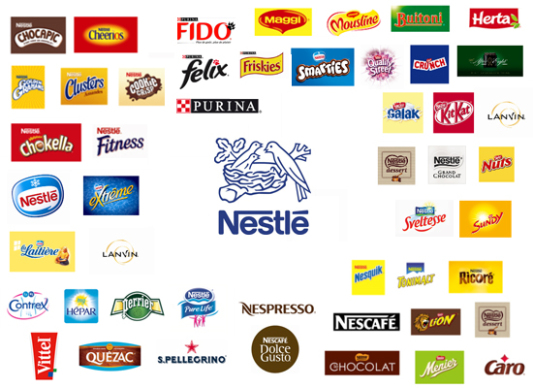 Nestle Brand