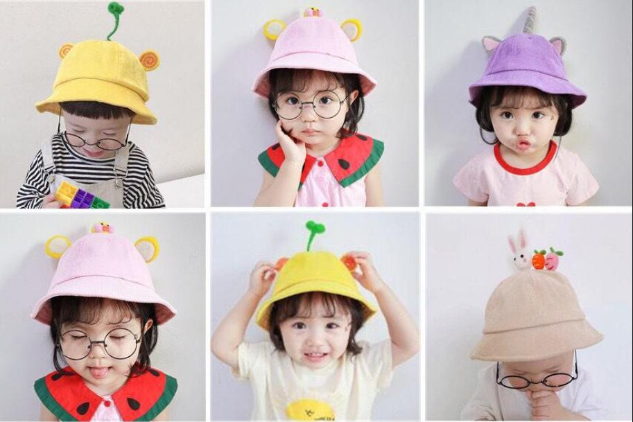 những chiếc nón cute hết nấc