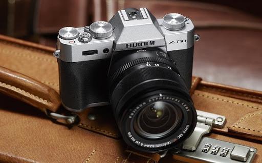 Thương hiệu Fujifilm