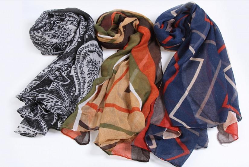 khăn quàng cổ quà tặng valentine