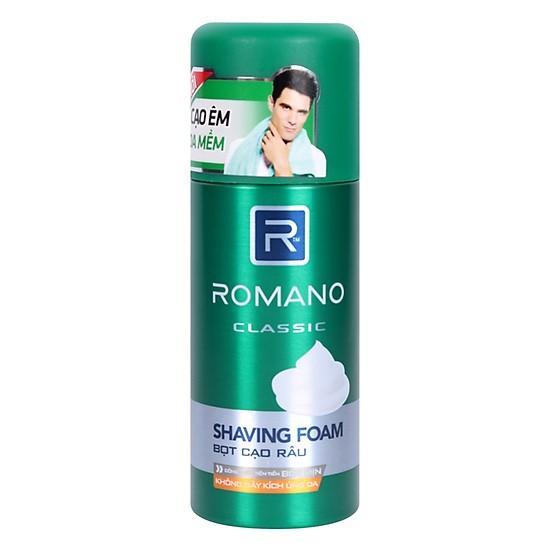 Kem cạo râu  Romano