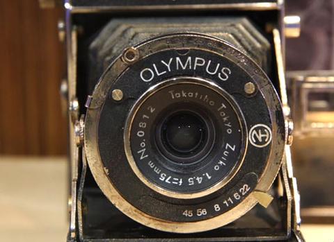 Máy ảnh Semi-Olympus I