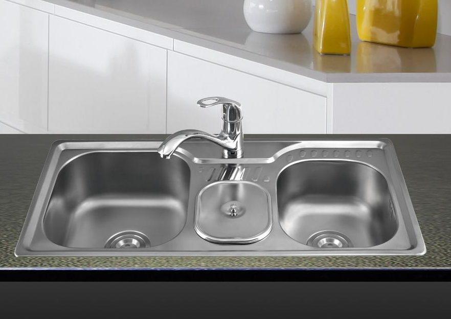Vòi nước bồn rửa chén