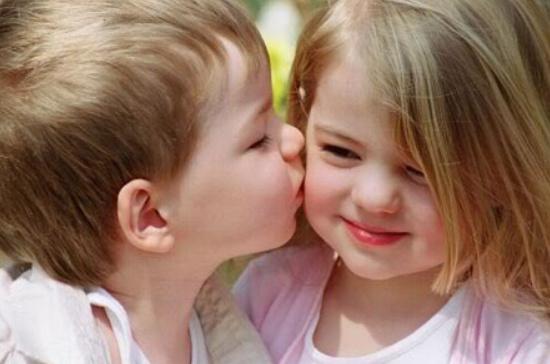 một nụ hôn ngot ngao cho chàng