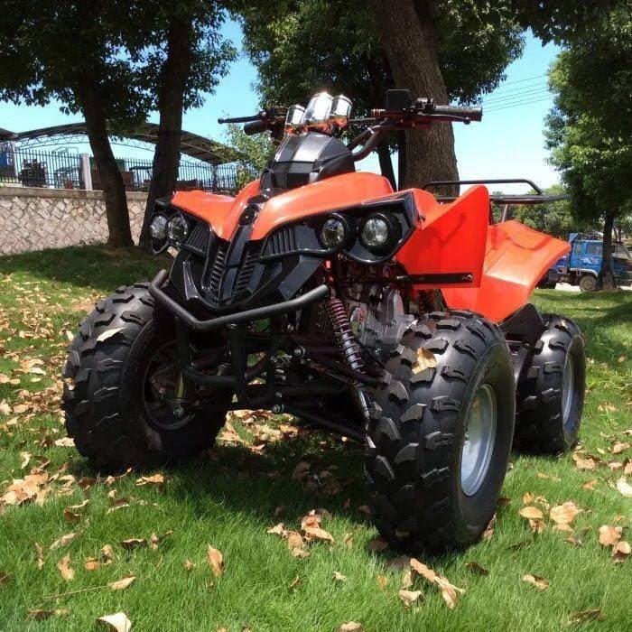 Xe máy địa hình Honda ATV