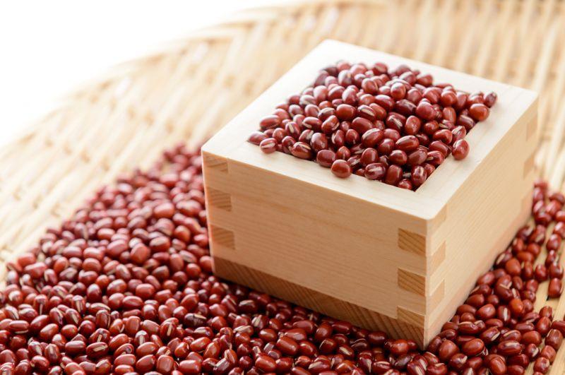 Đậu đỏ hạt nhỏ