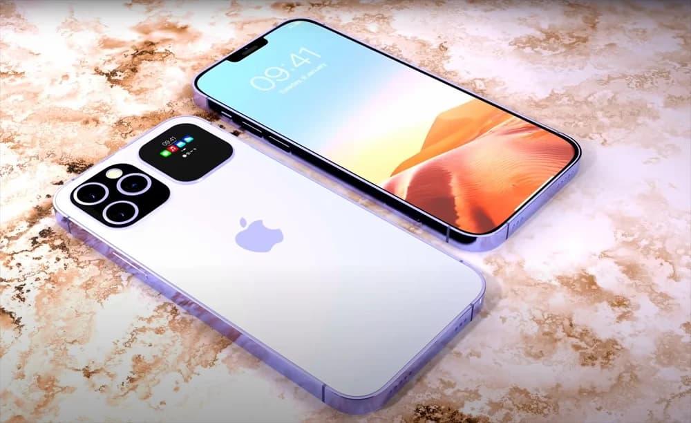 iphone 13 pro mặt trước