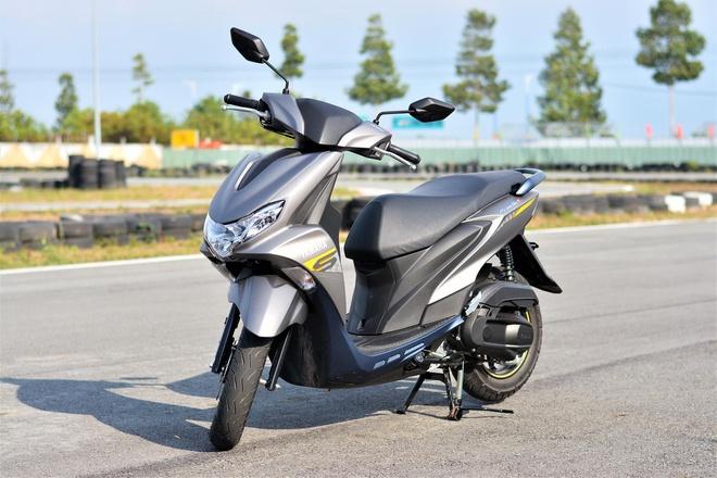 Xe Yamaha Freego