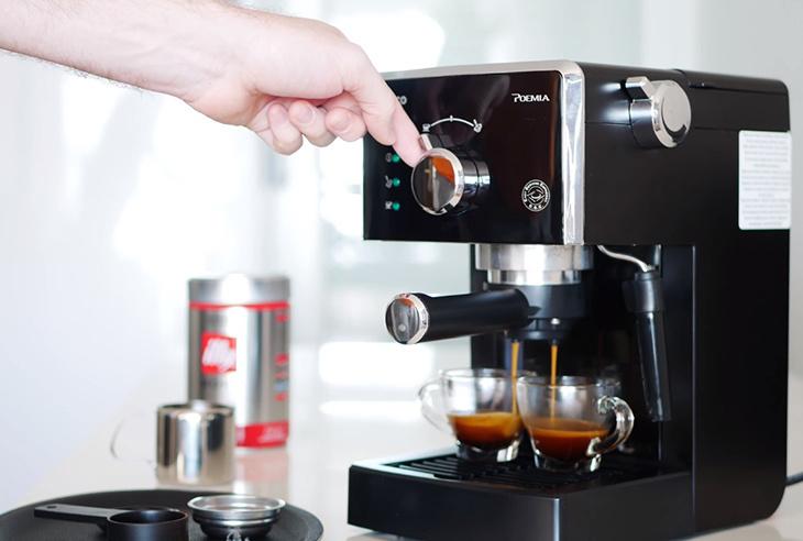 Máy cà phê bán tự động