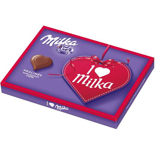 Chocolate Milka