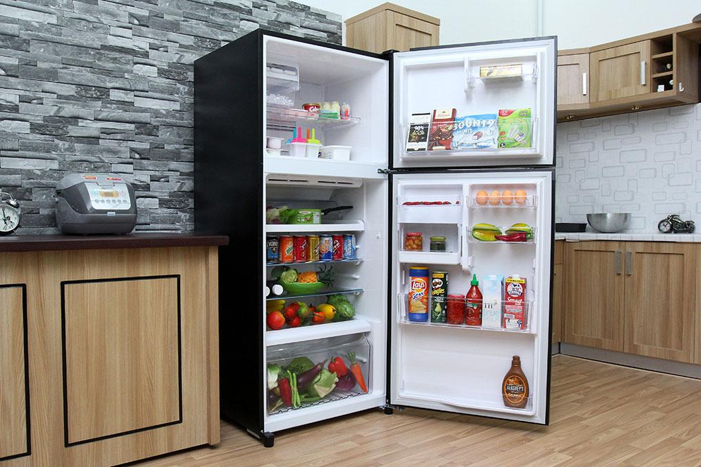 Để căn bếp nhà bạn thêm sang trọng với tủ lạnh Toshiba