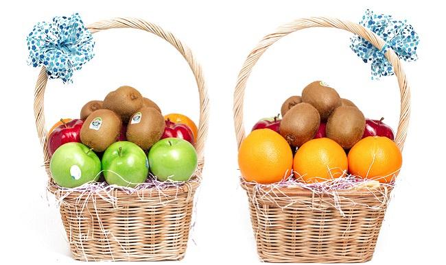 Giỏ trái cây tươi