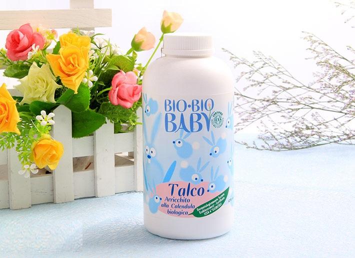Phấn em bé Bio Bio Baby