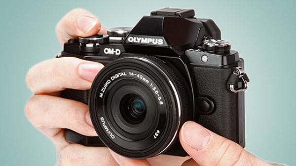 Máy ảnh Olympus OM-D