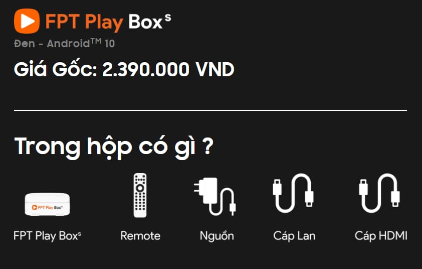 FPT Play Box S - 6