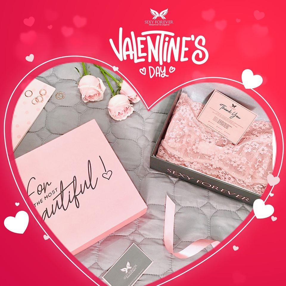 sexy forever khuyen mai khung mua valentine