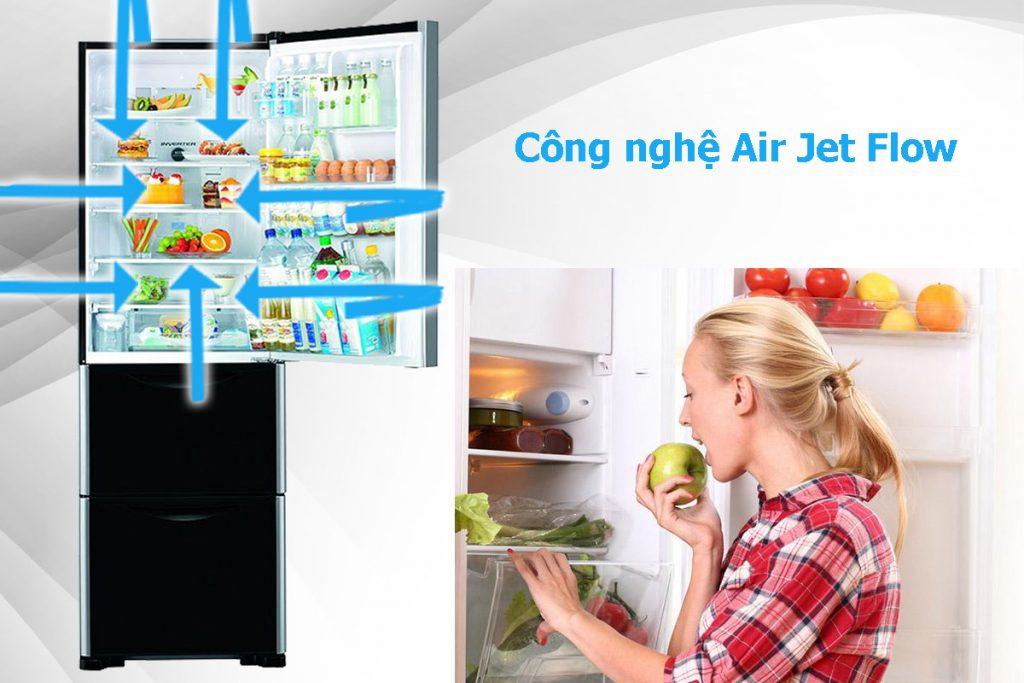 Công nghệ Air Jet Flow