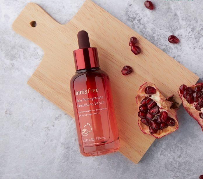 Review-tinh-chat-Innisfree-Jeju-Pomegranate-Revitalizing-Serum-1