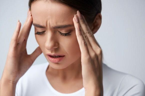 Chữa bệnh đau đầu từ gừng