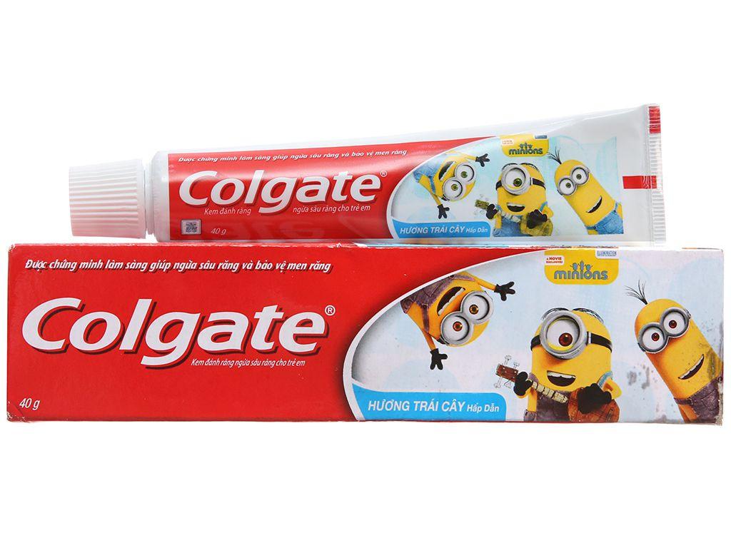 Kem đánh răng Colgate