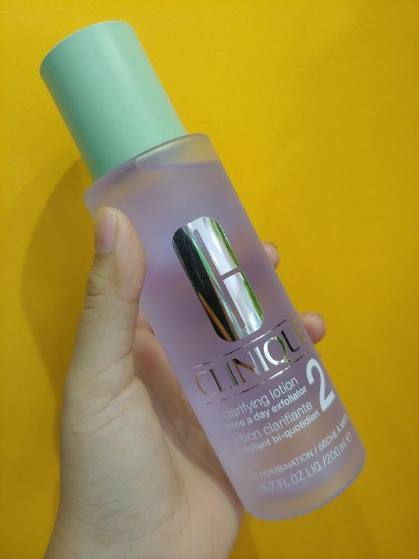 Clinique Clarifying Lotion 1