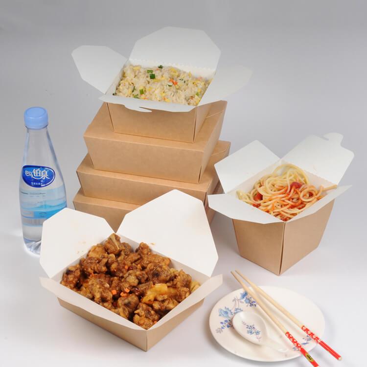 Chinese-Take-Out-White-Kraft-Carton-Paper