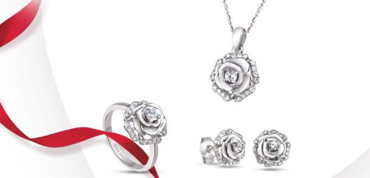 trang sức quà tặng ý nghĩa Valentine
