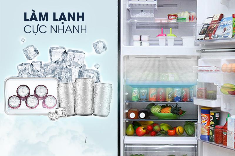 Công nghệ nổi bật của tủ lạnh Toshiba